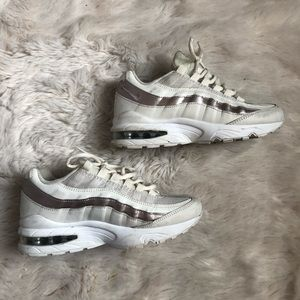 Nike Air Max 90's-esque Lilac Sneakers